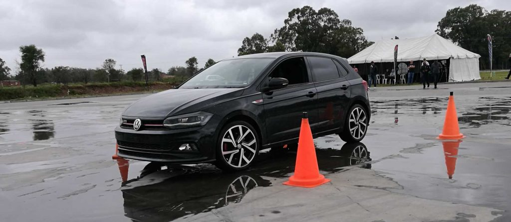 Volkswagen Team Building Event at SSS Advanced Driving
